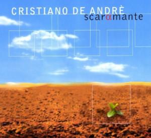 Cristiano De Andre' - Scaramante - Front