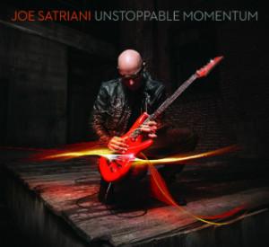 Satriani Unstoppable Momentum