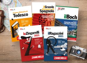 dizionari Zanichelli 2021