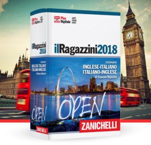 dizionario inglese-italiano Ragazzini 2018