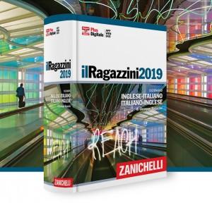vocabolario italiano-inglese Ragazzini 2019
