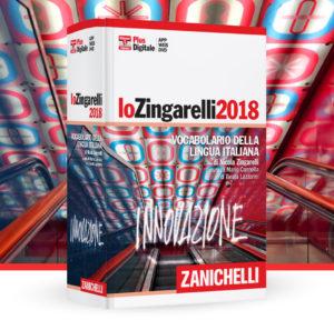 vocabolario lingua italiana Zingarelli2018
