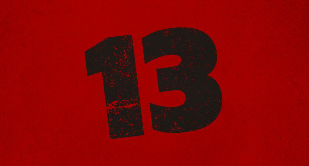 13 film del giorno