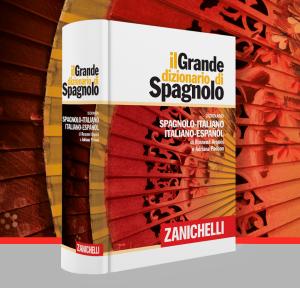 il grande dizionario spagnolo Zanichelli