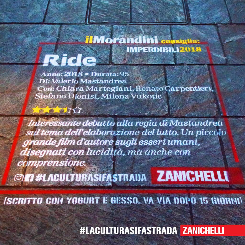 Ride, Morandini