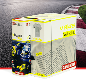 Zingarelli 2019 limited edition Valentino Rossi