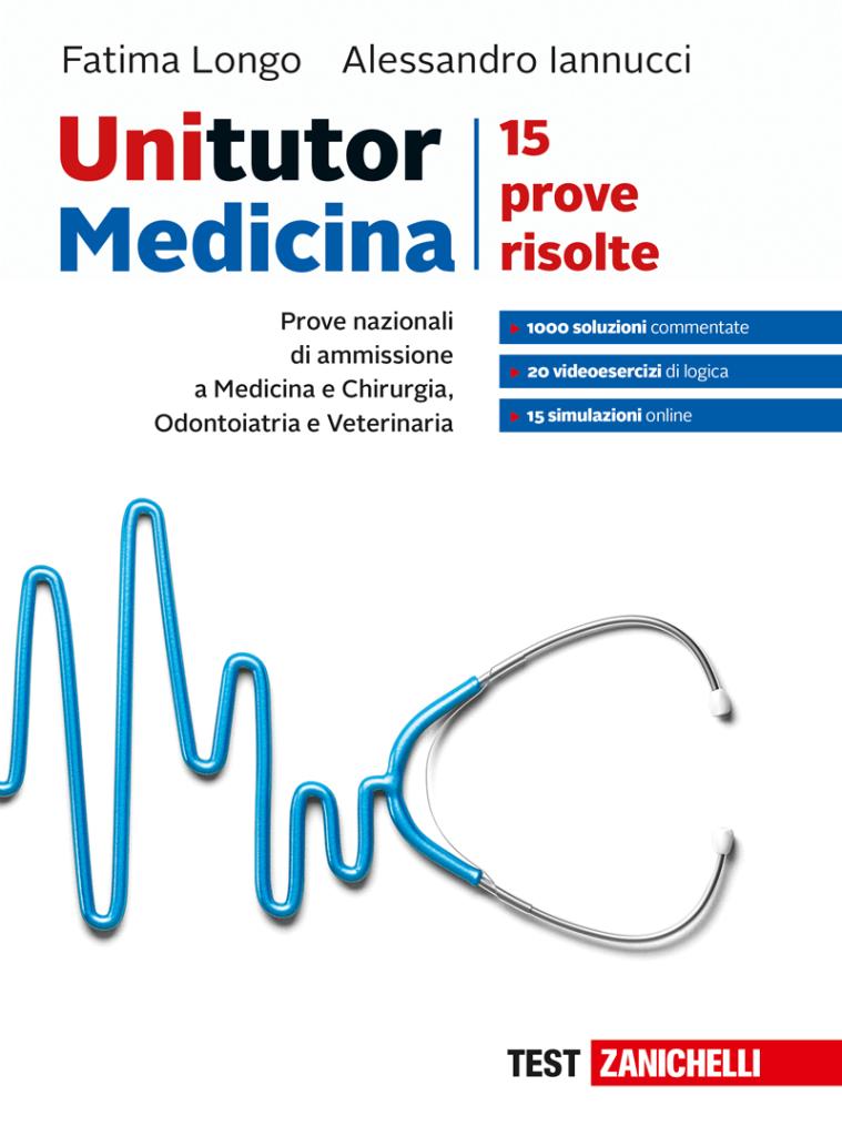 Unitutor medicina 15 prove risolte