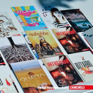 Zanichelli in tour - AreaZ - cartoline