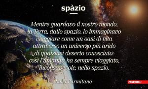 spazio Luca Parmitano
