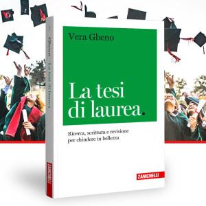 la tesi di laurea Vera Gheno