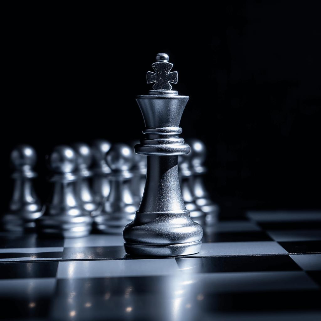 la regina di scacchi